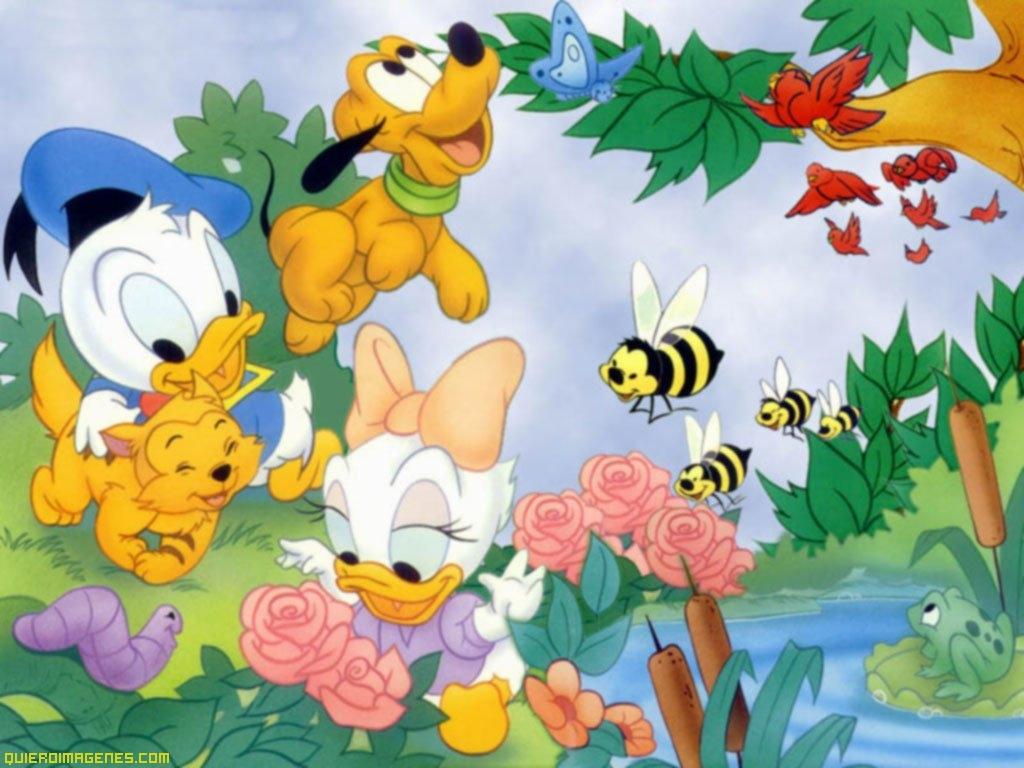 Imagenes Donald y Daisy