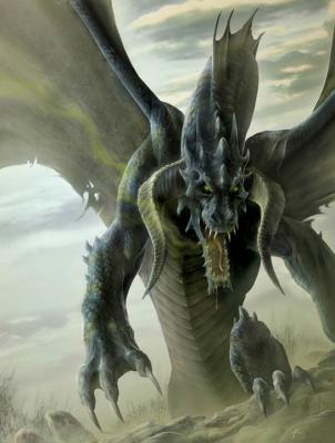 Imagen de Dragon Oscuro
