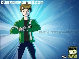 Personaje Ben 10
