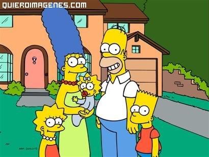 Galeria de Imagenes Simpsons