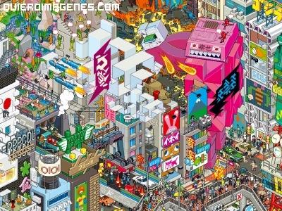 Ciudad de los Pixeles