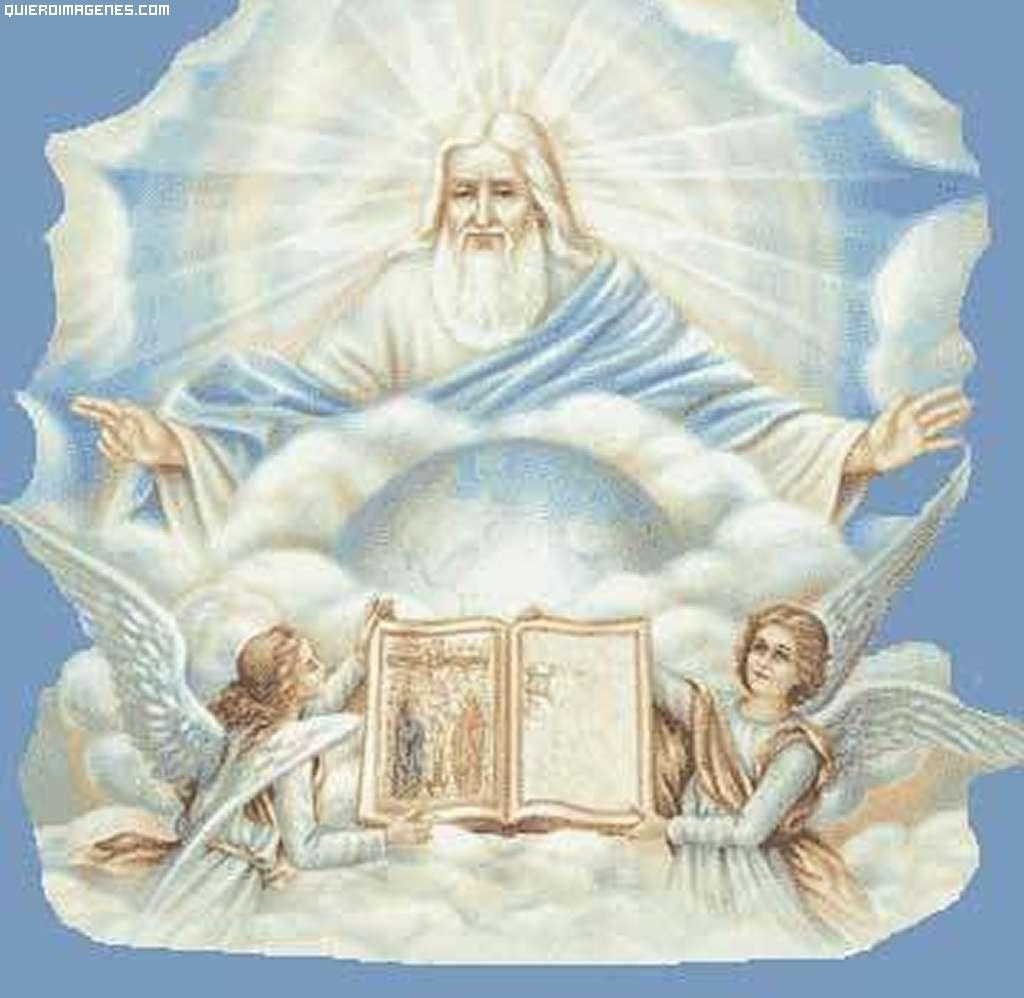 Dios y los ángeles