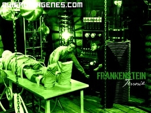 El monstruo de Franskestein