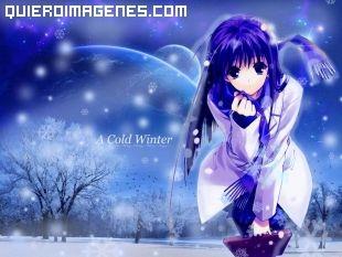 Imagen de frio invierno