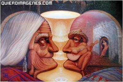 Imágenes con efecto óptico