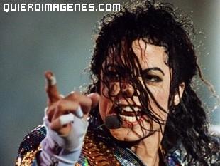 El mítico Michael Jackson