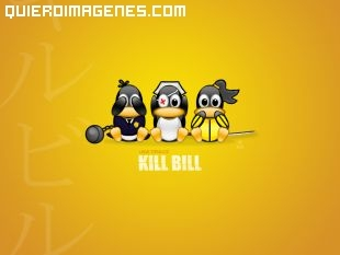Kill Bill Linux