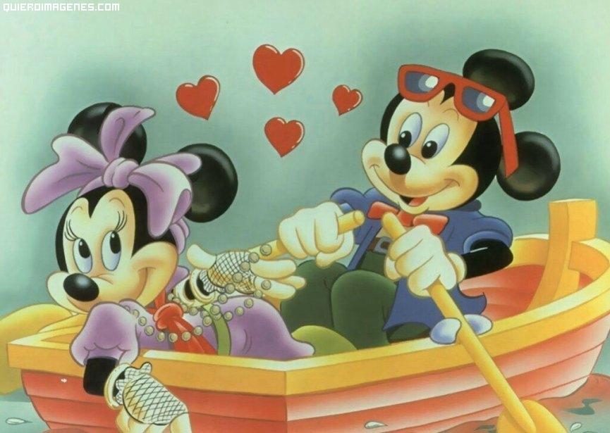 Fotos de Mickey y Minnie