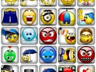 Mundo emoticones