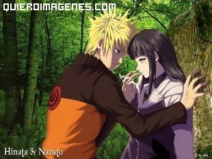 Naruto con Hinata