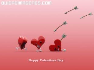 Que tengas un buen día de San Valentín