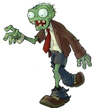 Zombie caminando