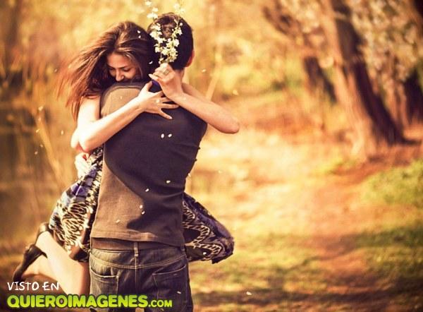 Un abrazo muy tierno