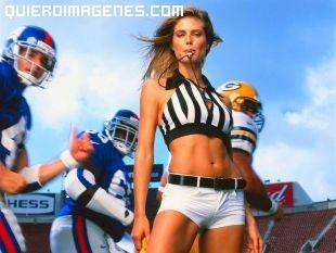 Arbitro sexy