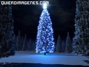 Árbol de Navidad en 3 D