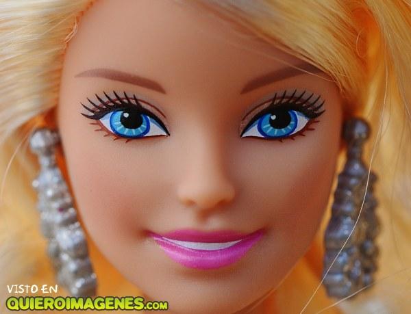 La sonrisa de Barbie
