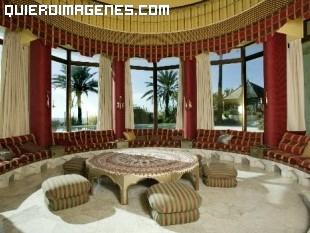 Preciosa sala de estar