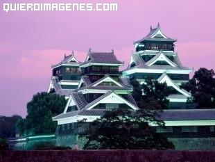 Castillo Urbano Japonés