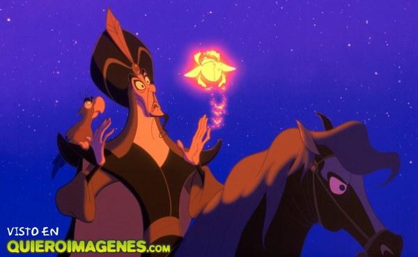 El villano Jafar