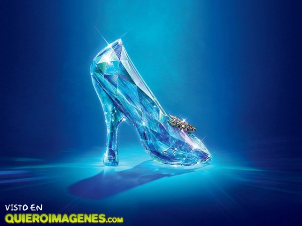 El zapato de cristal