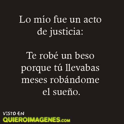 Acto de justicia