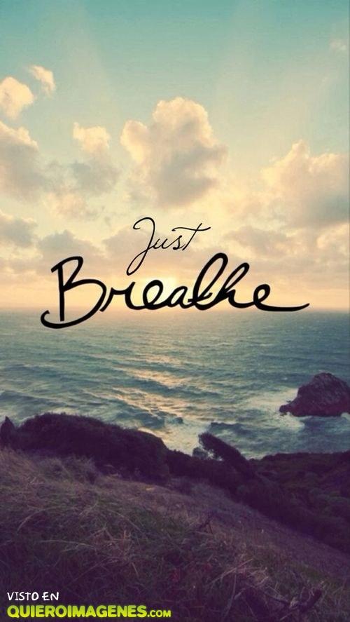 Simplemente respira