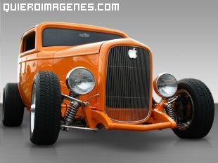 Coche Apple