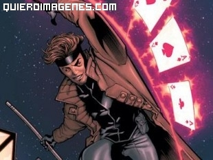 Gambito alido de los X-men
