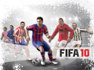 Videojuego Fifa 10