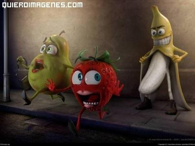 Imagenes Graciosas de Frutas