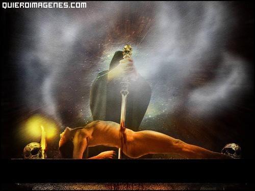 Sacrificio en el Altar