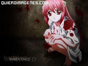 Personaje Manga Inocente