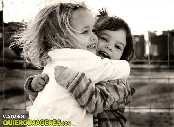 Lo que demuestra un abrazo