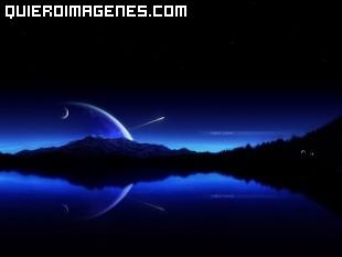 Reflejo de una noche mágica