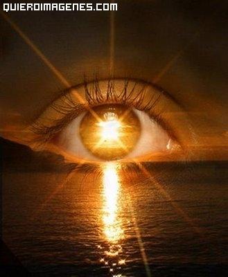 La mirada del sol