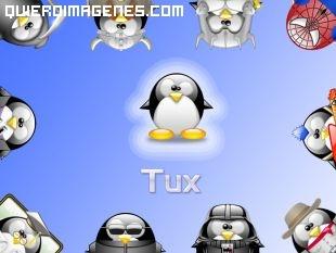 Personajes Linux