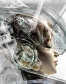 Imagen Futurista en 3D