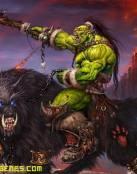 Imagen de Orco en Lobo