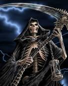 La muerte por la Noche