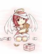 Angel Manga Curandera