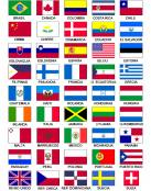 Imagenes de Banderas de Paises
