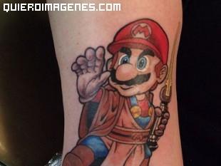 Mario Bros el Jedai