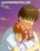 Abrazos anime