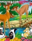 Un clásico de Disney, Bambi