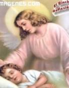 Angel de buenas noches