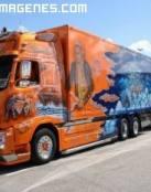 Camión tuneado