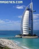 Casa de los Emiratos Arabes