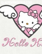Corazón Hello Kitty