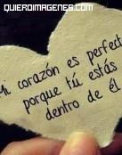 Corazón perfecto