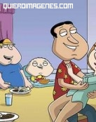 Lois casada con Quagmire
